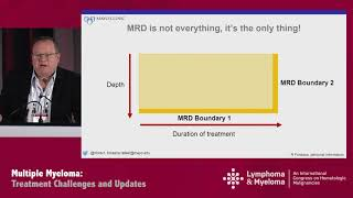 Multiple Myeloma: MRD Detection, Single Cell RNA Sequencing, and Cell Free DNA